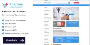 pharma-chez-vous pharmacie en ligne
